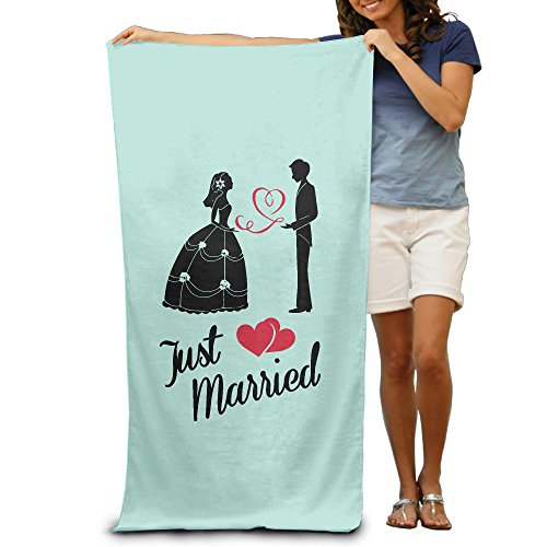 Just Married Beach Towels - 7