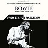 DAVID BOWIE - From Station To Station - White Vinyl (1 LP)