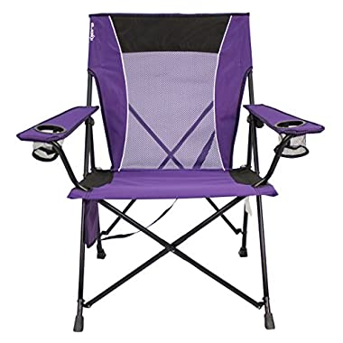 Kijaro Dual Lock Chair, Kawachi Purple
