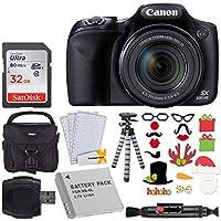 Canon SX530 HS PowerShot Digital Camera with 50x Optical...