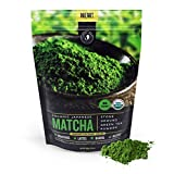 Jade Leaf Matcha Green Tea Powder - USDA Organic, Authentic Japanese Origin - Premium Culinary Grade (Smoothies, Lattes, Baking, Recipes) - Antioxidants, Energy [100g Value Size]