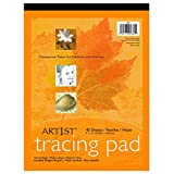 PACON CORPORATION PACON TRACING PADS 9 X 12 (Set of 24)