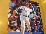 RAFAEL PALMEIRO Signed Rangers 8x10 Baseball Photo -JSA Hologram Authenticated