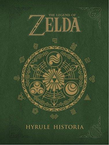 Descargar Libro The Legend Of Zelda. Hyrule Historia Eiji Aonuma, Akira Himekawa Shigeru Miyamoto