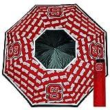 NCAA North Carolina State Wolfpack Folding Wrap Umbrella