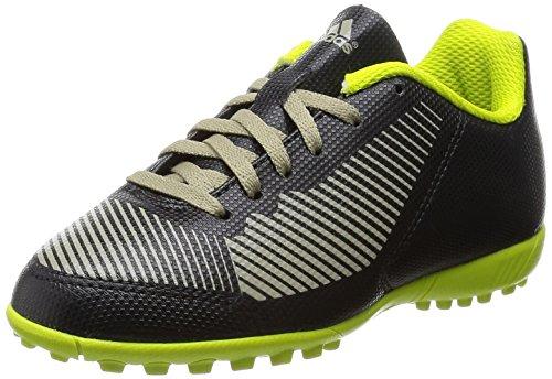 Adidas Ff tableiro j cblack/tecbei/sesoye, Größe Adidas:35