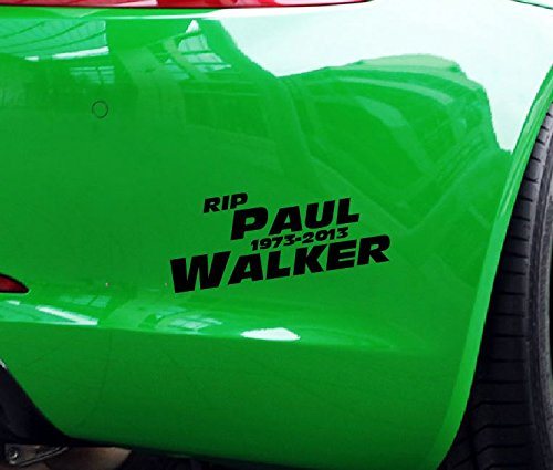 Aufkleber Rip Paul Walker Auto Jdm Tuning Oem Dub Decal Stickerbomb