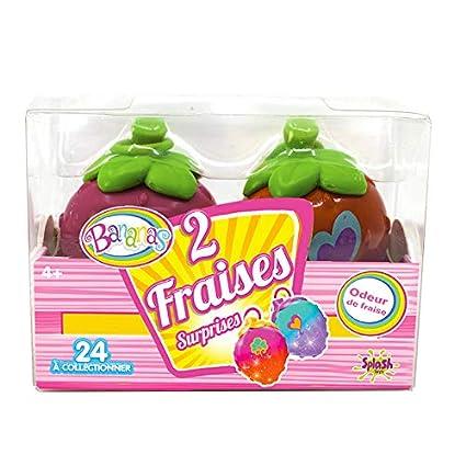 Splash Toys Banana S Fruit Fresa/Limon Pack de 2, 30832 ...