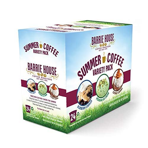 Barrie House Summer Coffee Variety ()