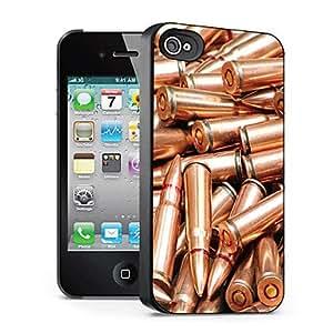 SHOUJIKE Bullet Pattern 3D Effect Case for iPhone4/4S