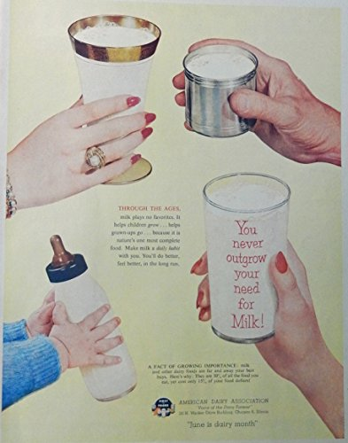 american-dairy-association-50s-print-ad-full-page-color-illustration-you-never-outgrow-your-need-for