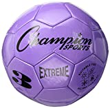 #10: Champion Sports Extreme Series Composite Soccer Ball: Sizes 3, 4, & 5 in Multiple Colors