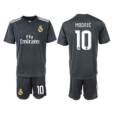 0f8767586 Kaari 2018 19 The New Real Madrid Modric Away Men s Soccer Jersey at ...