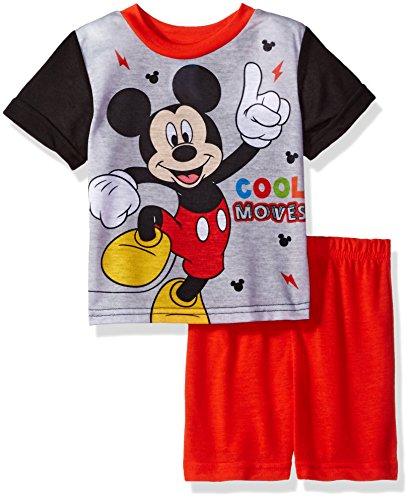 Disney Little Mickey 2 Piece Pajama