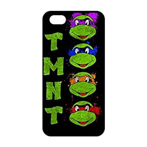 3D Case Cover Cartoon Anime TMNT Cute Turtles Phone Case For Sam Sung Note 4 Cover