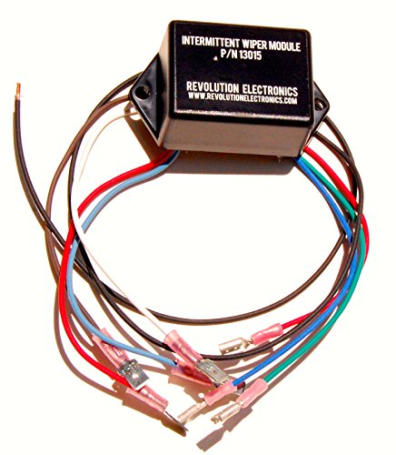 Revolution Electronics Intermittent Wiper Module for Classic Ford Vehicles