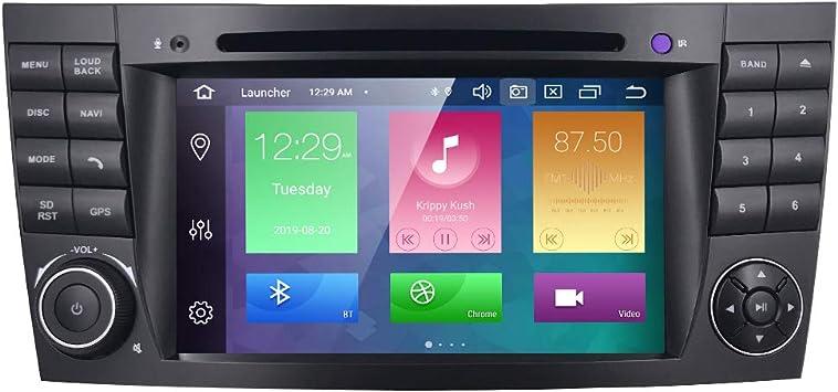 Hizpo 7 Zoll Android 10 Autoradio Dvd Player Gps Elektronik