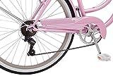 Schwinn Perla Womens Beach Cruiser Bike, 26-Inch