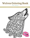 WOLVES: A Wolves Coloring Book