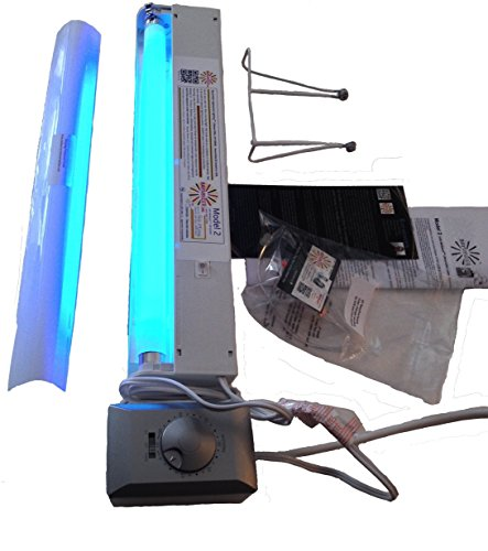 UVB Midband M2M060 Ultraviolet Lamp with 60 min. Treatment Timer 120v