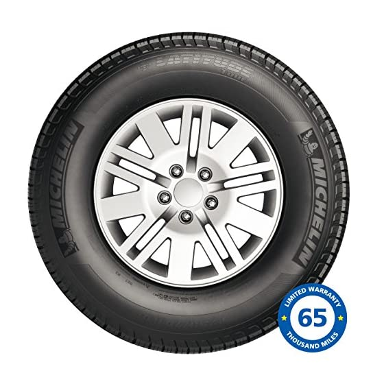 Michelin Latitude Tour All-Season Radial Car Tire for SUVs and Crossovers, P225/65R17 100T