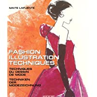 Fashion Illustration Techniques (Drawing)