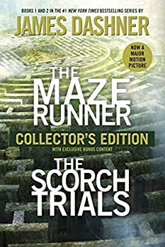 The Maze Runner and The Scorch Trials: The Collector's Edition 0553538241 Book Cover
