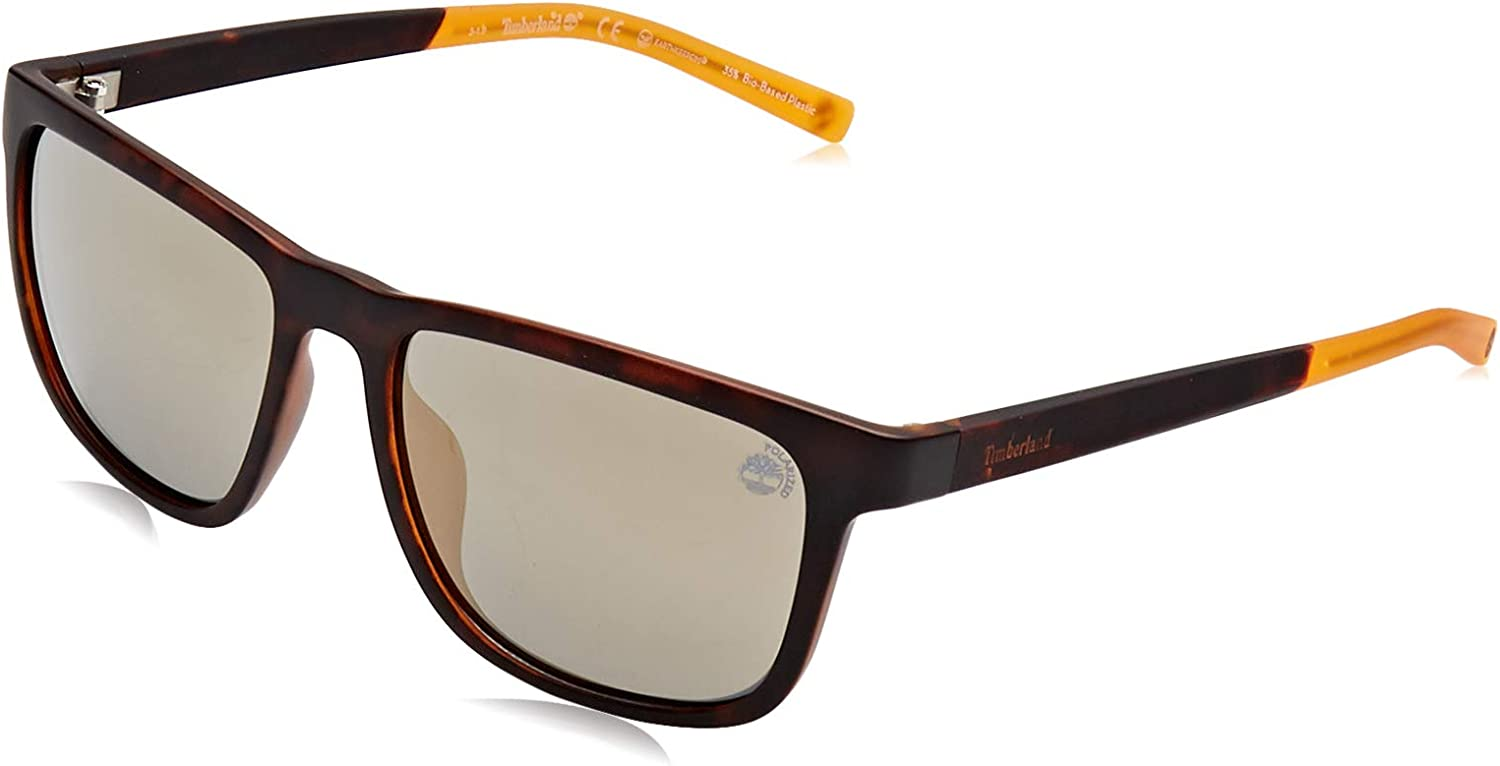 Timberland Eyewear Occhiali da sole TB9162 Uomo: Amazon.it