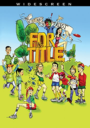For The Title (DVD)
