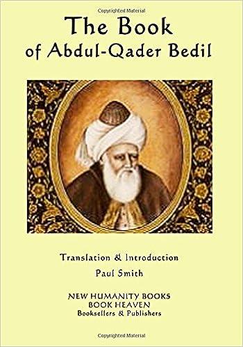 MIRZA ABDUL QADIR BEDIL POETRY EBOOK DOWNLOAD