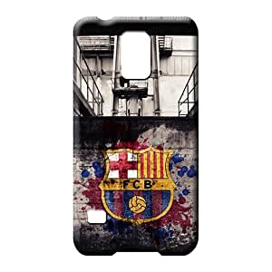 samsung galaxy s5 covers High Grade Hot Style phone cases covers fc barcelona sports