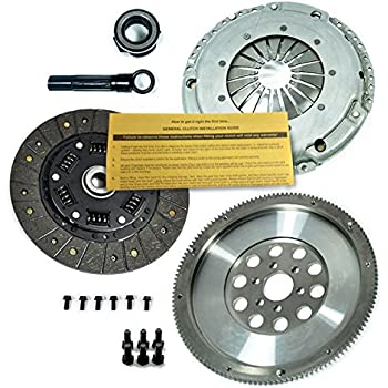 EFT CLUTCH KIT+CHROMOLY FLYWHEEL AUDI TT BEETLE GOLF JETTA 1.8L 1.9L TDI TURBO