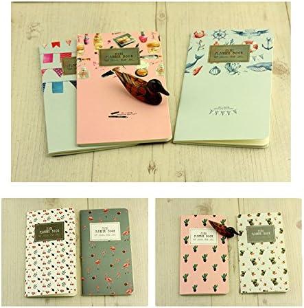 Shulaner To Do Liste Block Aufgabenliste Notebook Einkaufsliste Notizblock Memo, 17.3 x 9 cm, 8er Pack