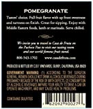 2014 Casa de Fruta Pomegranate Wine 750 Ml