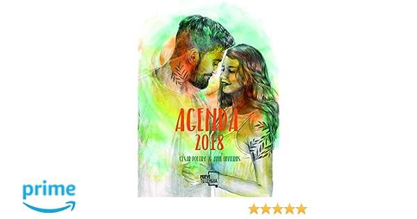 Agenda 2018 César Poetry & Anne Invierns: Amazon.es: Anne ...
