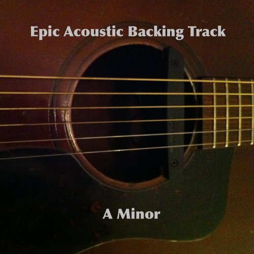 epic acoustic guitar jam in am backing track by jamtracksmania on amazon music. Black Bedroom Furniture Sets. Home Design Ideas