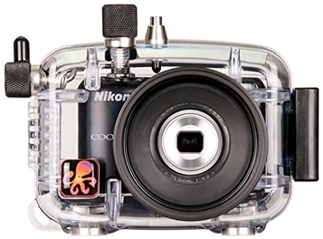 Ikelite 6280.3 carcasa submarina para cámara: Amazon.es ...