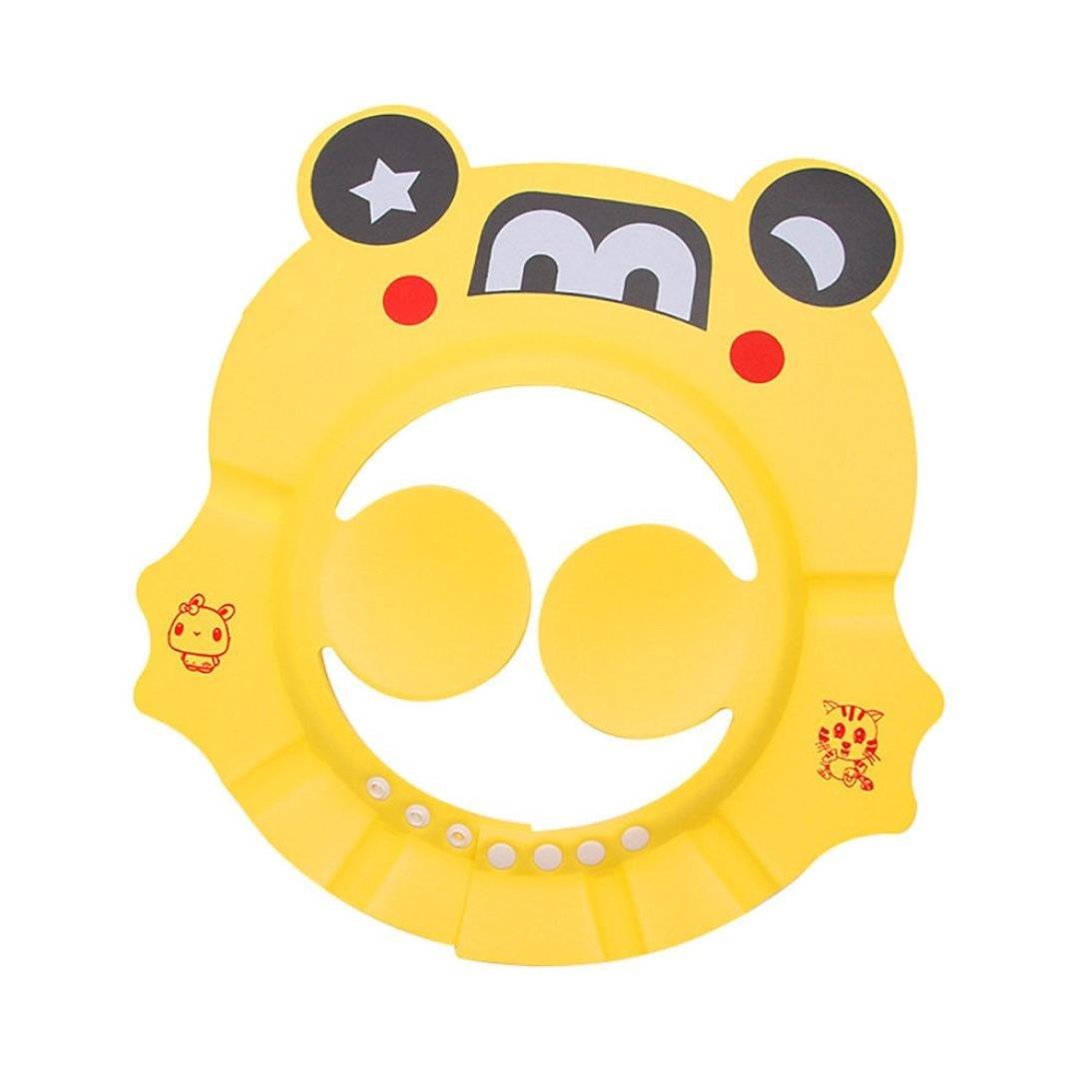 BabySun Ok Baby Visière de Bain Hippo Rose Bain, accessoires