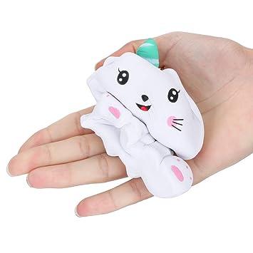 Bibao Jumbo - Juguete antiestrés con aroma a gato, juguete para aliviar el estrés, regalo para niños y adultos, decoración de escritorio: Amazon.es: Salud y ...