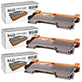 LD © Compatible Brother Set of 3 TN450 High Yield Toner Cartridges for HL-2230, HL-2240 and HL-2270DW Printers, Office Central