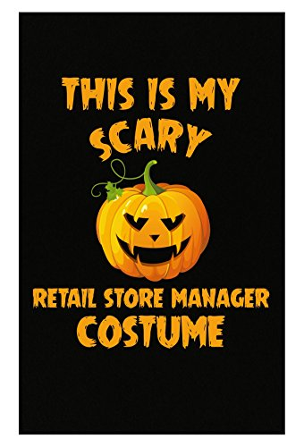 Inked Creatively This is My Scary Retail Store Manager Costume Halloween - Poster -