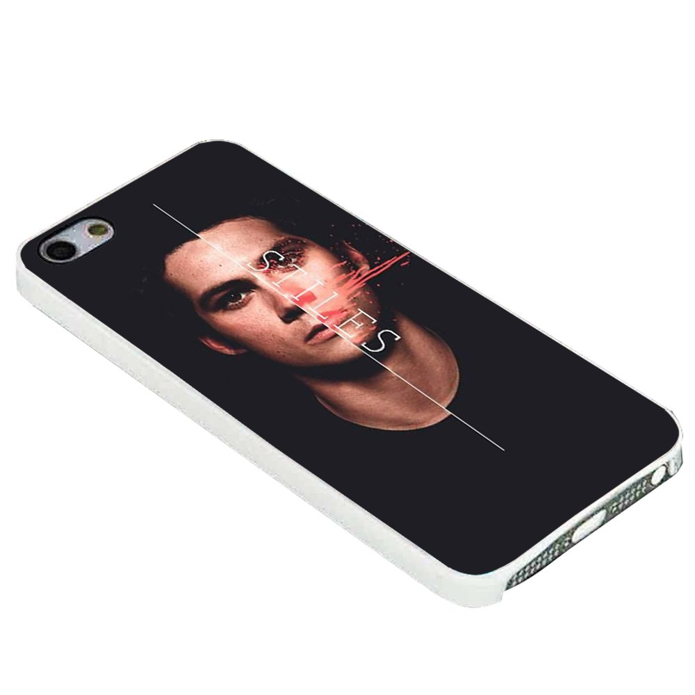 Amazon.com: Stiles teen wolf for Iphone Case (iPhone 6s plus black ...