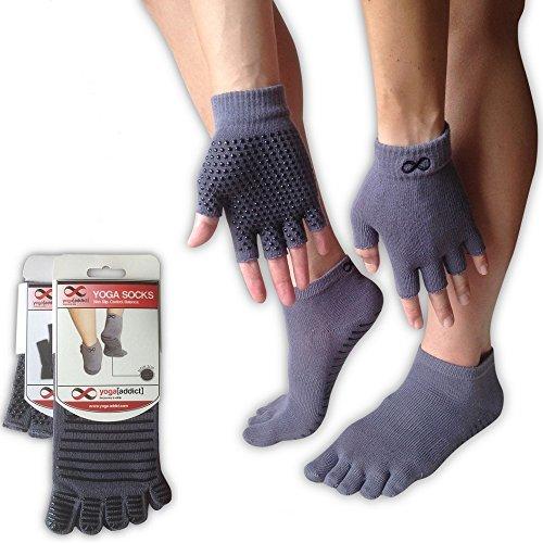 YogaAddict Full Toe Socks