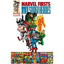 Marvel Firsts: WWII Super Heroes