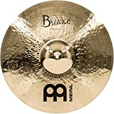 "Meinl Cymbals B20HHC-B Byzance Brilliant 20"" Heavy Hammered Crash Cymbal"