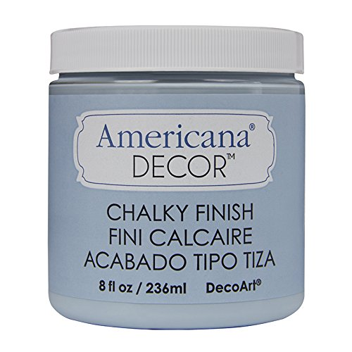 Deco Art ADC-18 Americana Chalky Finish Paint, 8-Ounce, Serene