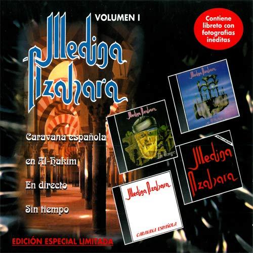 Caja Volumen 1 : Medina Azahara: Amazon.es: Música