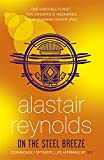 Front cover for the book On the Steel Breeze by Alastair Reynolds