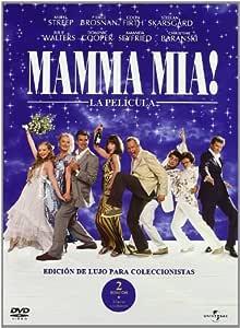 Mamma Mia (Ed.Coleccionista) [DVD]: Amazon.es: Amanda Seyfried ...