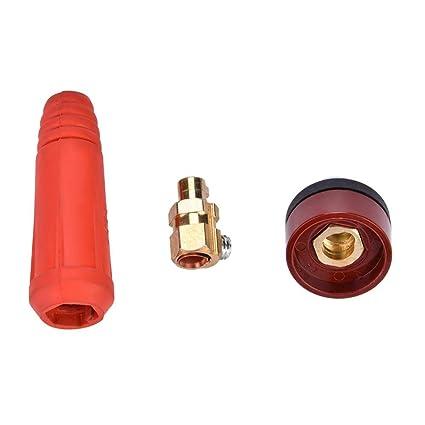 Adaptador de instalación rápida del conector rápido del cable de soldadura de estilo europeo de la